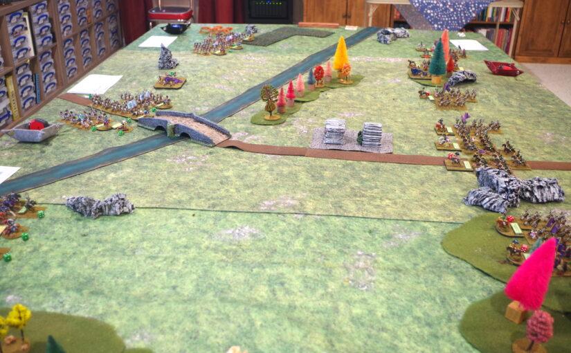 Munchkin Attack on Gillikin Village